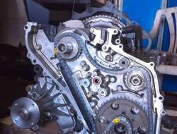 Капремонты двигателей Nissan Pathfinder