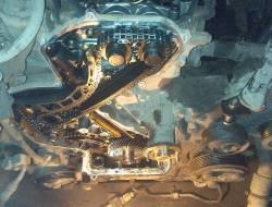 04 Ремонт двигателя Nissan Pathfinder (4)