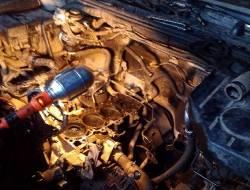 05 Ремонт двигателя Nissan Pathfinder (5)