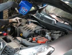 Галерея работ -  обслуживание и ремонт Nissan Qashqai