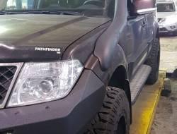 Ремонт автомобилей Ниссан Патфайндер R51